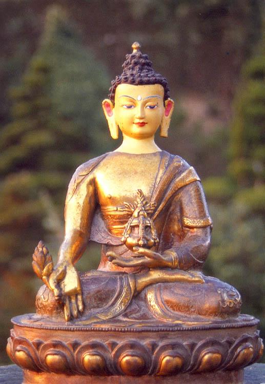 Тайский йога-массаж или йога для ленивых Buddha-healingpowers
